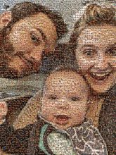 people faces parents family baby infant mom dad mother father portraits selfies