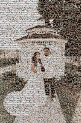 people distant distance couples love married marriage weddings outdoors bride groom husband wife man woman gazebo portraits faces