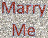 marry me marriage proposals married engagement engaged text words letters simple
