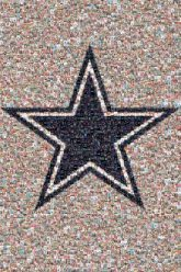 Dallas Cowboys football NFL babies newborns people stars logos teams