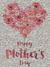 mothers day moms family love words letters text flowers hearts symbols script cursive