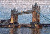 london europe towers bridges structures water reflections dusk travel landmarks