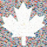 canadian canada country pride national leaf symbols graphics flags community drawings illustrations art silhouettes shapes