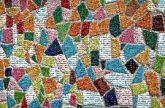 colors mosaic stones colorful artistic abstract