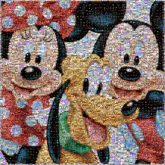 disney characters illustrations cartoons animals minnie mickey mouse pluto dogs kids children