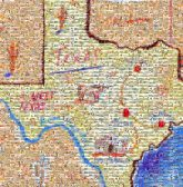 houston texas city text couples art portraits selfies travel man woman love illustrations maps destinations road trips