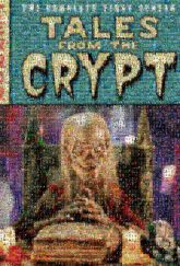 tales from the crypt books words text letters titles horror fiction characters stories