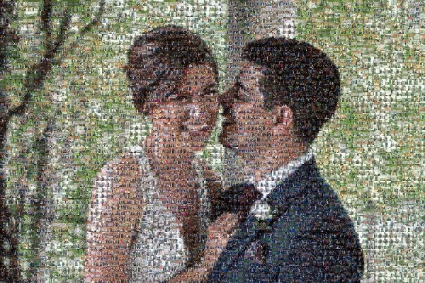 Photo Mosaic Thumbnail