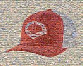 baseball sports hats logos graphics emblems