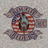 rough riders text words crests logos graphics pride american flags letters community