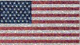 american flags pride unity national shapes stars lines united states