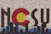 initials graphics denver bold logos text letters city skylines