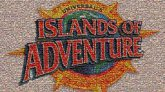 islands of adventure universal studios theme parks employees workers logos text words letters symbols icons graphics park services