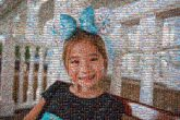 happy portraits girl disney vacation minnie mickey person