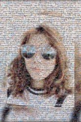 woman people faces selfies portraits person sunglasses frames borders
