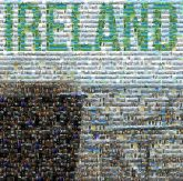 ireland irish vacations travel beer text words letters dublin guinness