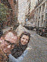 couples people selfies person couples man woman love city urban philadelphia philly buildings