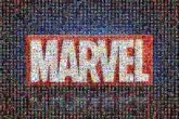 marvel comics words letters text logos graphics characters legos action figures