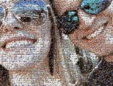 couples people faces selfies sunglasses close up man woman love