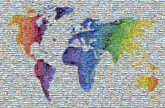 Earth World Watercolor painting Drawing World map Image Painting Rainbow Illustration Art