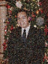 christmas trees holidays formal portraits people faces man person