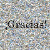 gracias thank you words letters text simple black and white gratitude
