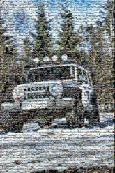 Jeep Off-roading Snow Motor Vehicle Tires car automotive tire off road vehicle automotive exterior off roading
