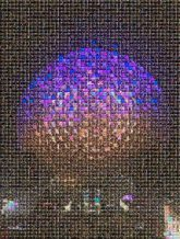 entertainment purple light lighting architecture tourist attraction night festival sphere world