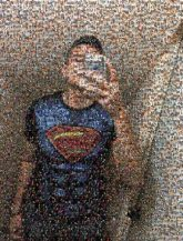 selfies reflections young man person people faces