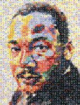 people person man faces famous mlk martin luther portrait closeup artistic