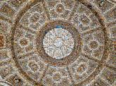 Dome Ceiling Holy places Symmetry Building Architecture Byzantine architecture Stock photography Circle Daylighting
