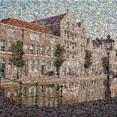 Waterway Canal Town Building Property City Architecture Mixed-use Channel House