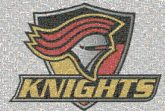 Nepean Knights Lacrosse Nepean Gloucester Griffins Ontario Junior B Lacrosse League Box lacrosse Sports league Brampton Excelsiors Ontario Junior C Lacrosse League Logo Emblem Graphics Symbol
