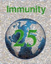 Immune system Immunity Immunity Cell Cell Press Immunology Innate immune system Immune response Allergy World Logo Earth Clip art Globe Graphics Symbol Company Interior design