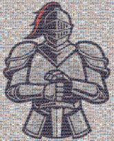 Patapsco Middle School Vector graphics Logo Illustration School Knight Fictional character Clip art