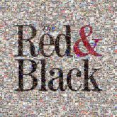 The Red & Black Font Text Logo Graphics Brand