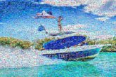 Water transportation Boat Vehicle Sky Speedboat Boating Watercraft Yacht Recreation Leisure