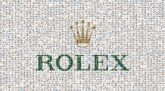 Logo Watch Rolex Font Brand Graphics Artwork Gesture