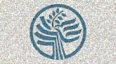 United States Institute of Peace U.S. Institute of Peace Peace Interfaith dialogue Turquoise Logo Graphics Electric blue Trademark Illustration