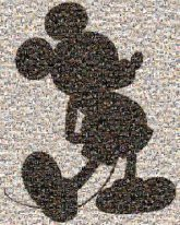 Mickey Mouse Minnie Mouse Clip art Silhouette The Walt Disney Company Scalable Vector Graphics Openclipart Portable Network Graphics Image Cartoon Balance Illustration
