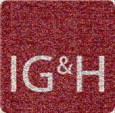 IG & H Consulting BV Red Text Font Line Material property Icon Logo Trademark Brand Signage