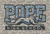 Pope High School Sprayberry High School North Cobb High School Lassiter High School Walton High School High school Georgia High School Association School Text Font Logo Graphics Brand Electric blue