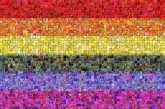 Rainbow flag Gay pride Portable Network Graphics Flag Scalable Vector Graphics Rainbow flag LGBT symbols Wallpaper Wikimedia Commons Violet Green Yellow Blue Purple Red Orange Magenta Colorfulness Pink