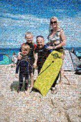 Beach Tourism Recreation Vacation Surfboard Coast Eyewear Fun Surfing Equipment Leisure People in nature Summer