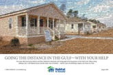Hurricane Katrina national fund raising mosaic poster (3