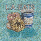 created using 1,163 photos of various doughnut shops and diners around L.A.