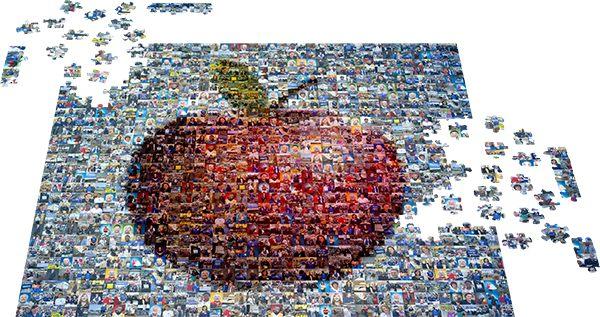 Picture Mosaics Photo Mosaic Puzzles